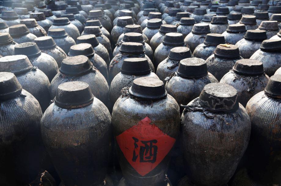 Um brinde ao Baijiu