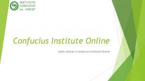 Confucius Institute Online